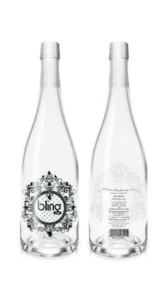 The Champagne of bottled water