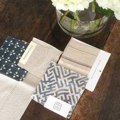 Kelly Nutt Design (blue pillow fabrics)