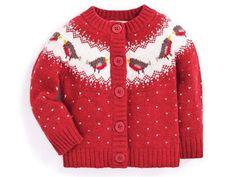 New Ideas Crochet Baby Girl Cardigan Fair Isles Baby Girl Cardigans, Girls Sweaters, Baby Sweaters, Knitting Sweaters, Baby Ugly Christmas Sweater, Holiday Sweaters, Ugly Sweater, Christmas Jumpers, Kids Christmas
