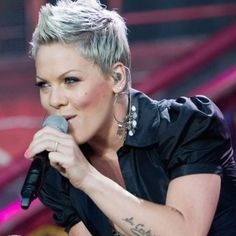 PINK...love her music, she takes no bullshit from anybody and she's Philly Made!