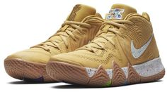 1021d22fe3de Nike Kyrie 4 Cereal Pack Cinnamon Toast Crunch CTC BV0426-900 men size 8-