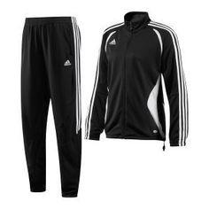 women's soccer apparel | adidas Women's United Training Suit - Warm Ups - Soccer Apparel