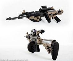ATI gunstock on ak-47