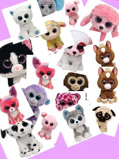 Beanie boos gone bananas MUST HAVE ALL OF THEM!!!