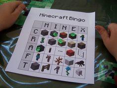 "Photo 6 of 71: Minecraft Birthday Party / Birthday ""Minecraft Party"" | Catch My Party"