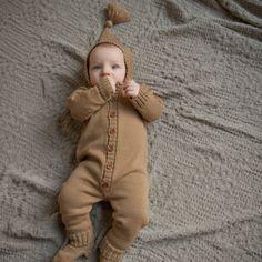 Pañalero Baby general enterizo de bebé niño punto general con