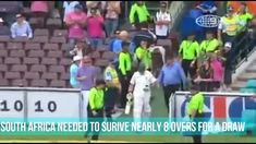 Graeme Smith Batting With Broken Hand - South Africa vs Australia - Bravest Man in Cricket World. https://cstu.io/e25638