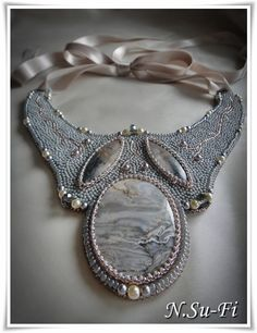 "Biżuteria od N.Su-Fi: Kolia ""Nostalgia"""