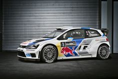 VW Motorsport WRC POLO R is ready for 2014 Season! Check its wheels! #OZRACING