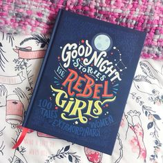 "28 Likes, 6 Comments - Estelle (@estellosaurus) on Instagram: ""Head to the link in my bio to my blog where my latest post is a review of the @rebelgirlsbook ! . .…"""