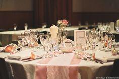 table chemin de table dentelle les moineaux de la mariée