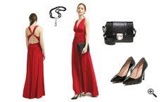 Lange Kleider für Hochzeitsgäste günstig online kaufen