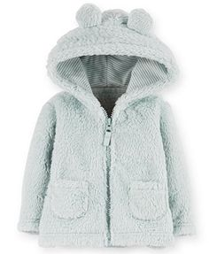 Carter's Baby Boys' Faux-Shearling Jacket