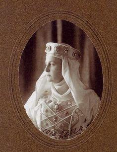 Queen Olga of Greece, 1920