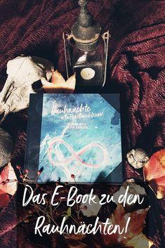 Die Rauhnächte à la HerzBauchWerk kombinieren alte, mystische Rituale mit neuem Bewusstsein und sind ein kraftvoller, transformierender Begleiter zwischen den Jahren, der dir dabei hilft, dich selber zu reflektieren, Klarheit über dich, deine Wünsche und Visionen fürs neue Jahr zu finden und das alte Jahr gebührend und in Dankbarkeit zu verabschieden.   Das E-Book begleitet dich vom 21.12. - 6.1. Schritt für Schritt durch die Rauhnächte. Cover, Movie Posters, School, Gratitude, Consciousness, Christmas Time, Heart, Popcorn Posters, Film Posters