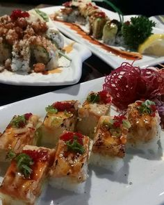 when your sushi game is levelling up  by melodielao