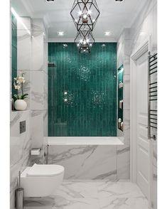 ✔ 65 bathroom design ideas with modern bathup 31 > Fieltro.Net - Bathroom Design - Home Design Modern Bathroom Design, Bathroom Interior Design, Modern House Design, Marble Interior, Green Interior Design, Contemporary Bathrooms, Bathroom Designs, Kitchen Interior, Kitchen Design
