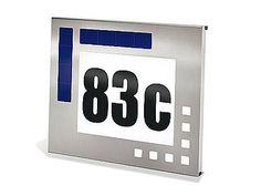 Solarhausnummer
