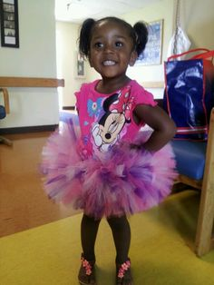 Customized tutu for your little diva by: Shawnta Myhand