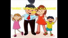 NOGA LEWA NOGA PRAWA -ZABAWA Z RODZICAMI.MEL.RUDA TAŃCZY Zumba, Karaoke, Family Guy, Education, Guys, Matki, Sports, Fictional Characters, Therapy