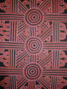 Dave Ross Pwerle ~ Songlines, 1999