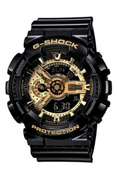 Parker wish list-- G-Shock 'X-Large Big Combi' Watch, 55mm x 51mm available at #Nordstrom