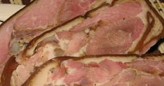 Hungarian Recipes, Hungarian Food, Ham, Sausage, Steak, Bacon, Pork, Beef, Homemade