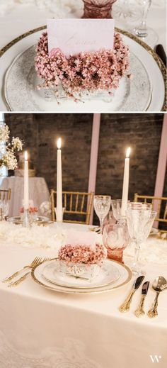 Inspiration: Romantic Pink Wedding. See the whole shoot here: http://www.weddingstar.com/lookbook/pink-color-story