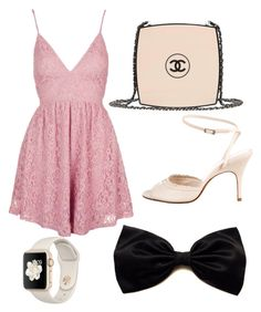 """Untitled #48"" by gracylane on Polyvore featuring Chanel and Topshop"