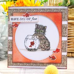 A wonderful paper craft collection featuring a variety of your favourite feline friends! Glue Crafts, Paper Crafts, Hunkydory Crafts, Persian Kittens, Luxury Card, Cat Cards, Card Making Inspiration, Clear Stamps, Cat Life