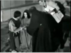 "25 Jun 1967 One World Broadcast- ""Romeo and Juliet"" Rehearsal Scene Cienfuegos, Leonard Whiting, History Of Television, Hollywood Usa, Olivia Hussey, Romeo Y Julieta, Wedding Scene, Live Events, Romeo And Juliet"
