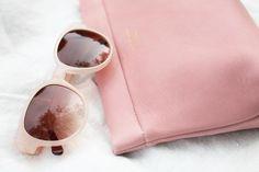 Pink frames for spring!