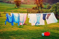 9 ways to go green in the laundry
