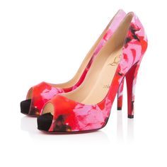 Were you to buy a pair of Christian Louboutin heels, these would be the pair.