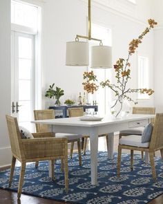 Outrageous Small Dining Room Table and Chair Ideas Tips - myhomeorganic Dining Room Design, Dining Room Chairs, Dining Furniture, Table And Chairs, Side Chairs, Dining Table, Rattan Chairs, Chair Cushions, Bag Chairs