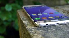 Don't expect a Samsung Galaxy Edge - expect something bigger ->. Galaxy S7, Samsung Galaxy S6, Gaming Desktop, Android, Something Big, S7 Edge, Patch, New Technology, Smartphone