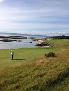 Traigh golf course- the most beautiful views ever!