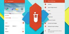 Nova Launcher gives users access to customize their native desktop to one-touch start the Android Native Desktop. Consumer Technology, Nova Launcher, Best Apps, Material Design, Play, Android Apps, Marshmallow, Mobiles, Desktop