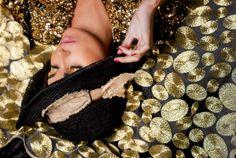 [Portrait by SAKAartisan ]Gustav Klimt  photographer Jaroscha Jaroscha stylist Zoya Prosekova model Veronika Paireli Make-up artist Kitty Kittiya Anjimakorn