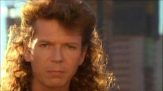 "Icehouse - ""Electric Blue"" (1987)... <3 Great voice, fantastic lyrics and amazing SAX <3"