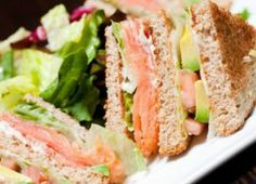Salmon Salad Sandwich % acid reflux recipes in detail