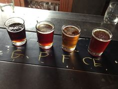 a guide to drinking in Cleveland (without going into Cleveland)