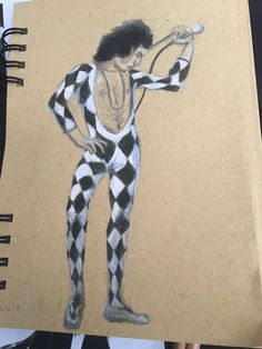 Queen Drawing, Queen Art, Queen Freddie Mercury, John Deacon, David Bowie, Cool Bands, Bellisima, Catalog, Police