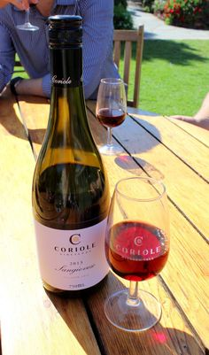Coriole Vineyards, McLaren Vale, South Australia - A hectic wine tour in McLaren Vale | The Chronicles of Wanderlust