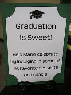 Every Little Detail Event Planning and Design: Mario's High School Graduation!
