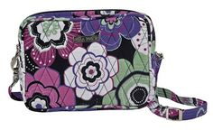 Our Petal Me Pretty Uptown Crossbody Handbag is a fun accessory anytime of year. If you love all things flower then you will certainly love the  Petal Me Pretty pattern! https://www.primitivestarquiltshop.com/products/petal-me-pretty-uptown-crossbody-handbag #bellataylorhandbags