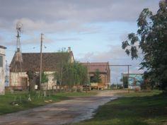 Antigua estación de trenes, Estación Echagüe.