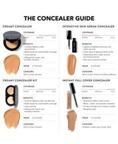 Bobbi Brown Instant Full-Cover Concealer - Makeup Tips Highlighting Bobbi Brown, Beauty Make-up, Beauty Hacks, Beauty Tips, Natural Beauty, Natural Tan, Beauty Secrets, Makeup Kit, Skin Makeup