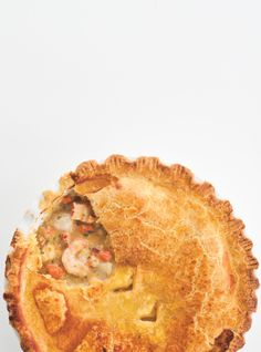 Magdalen Islands' Seafood Pot Pie (Pot-en-Pot) - I bought frozen puff pastry instead of making my own and it worked wonderfully. Seafood Pie Recipe, Seafood Pot Pie, Best Seafood Recipes, Seafood Dishes, Fish And Seafood, Fish Recipes, Recipies, Turnover Recipes, Ricardo Recipe
