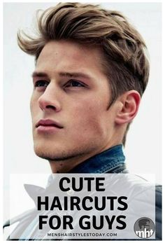 Teen Guys Haircuts, Cute Guy Haircuts, Teenage Boy Hairstyles, Cute Hairstyles For Boys, School Hairstyles For Teens, Popular Haircuts, Cool Hairstyles, Modern Haircuts, Wedding Hairstyles